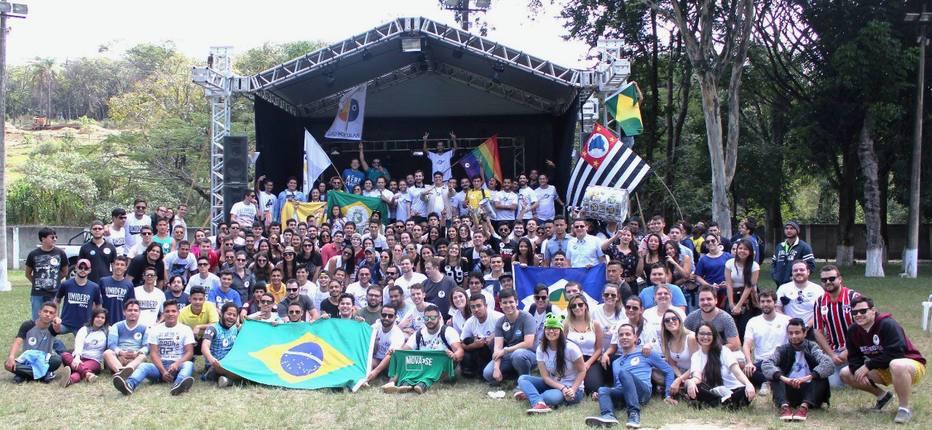 J-PSDB em Congresso da UNE