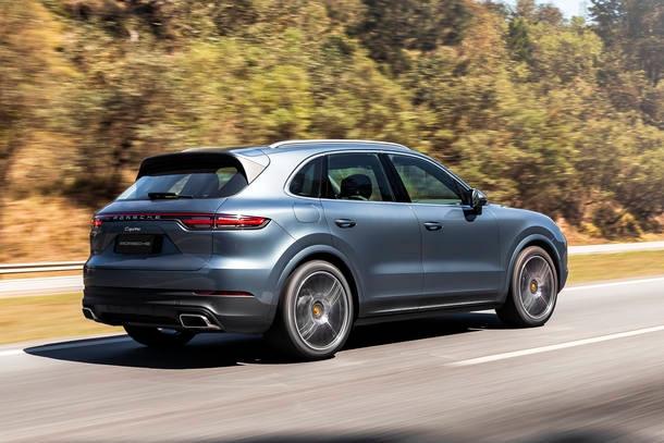 Nova geração Porsche Cayenne