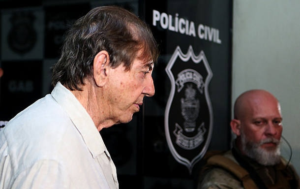 Polícia cumpre diligências em casa onde João de Deus fazia atendimento espiritual