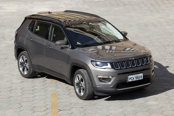 Os SUVs mais vendidos na primeira quinzena de outubro