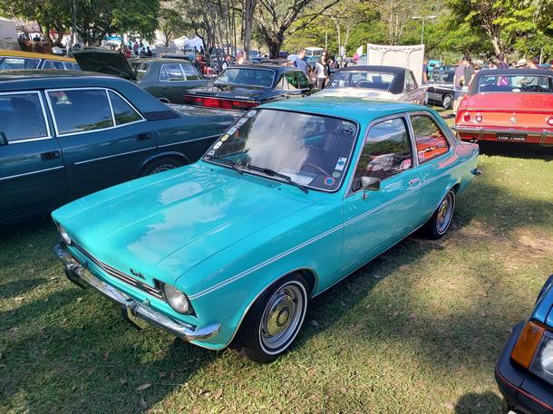 6º Encontro Brasileiro de Autos Antigos