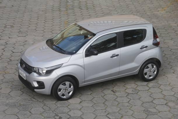 11º - Fiat Mobi