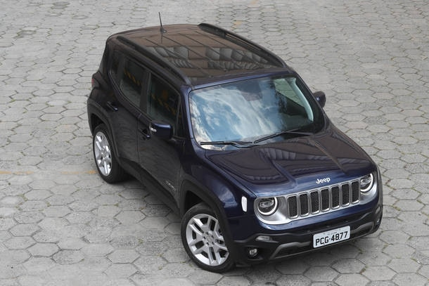 1º Jeep Renegade