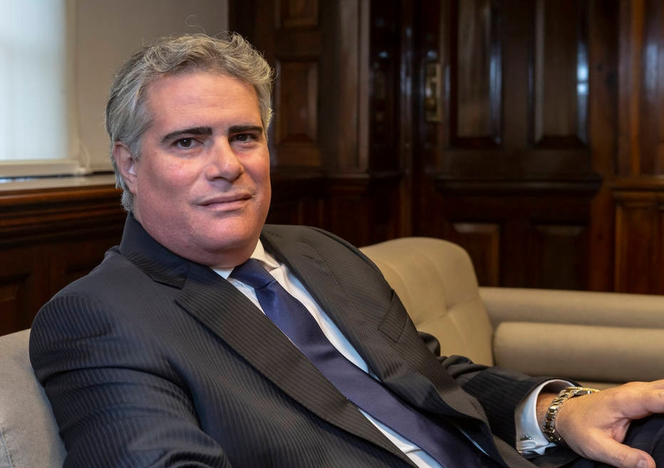 Carlos Zarlenga, presidente da General Motors na América do Sul
