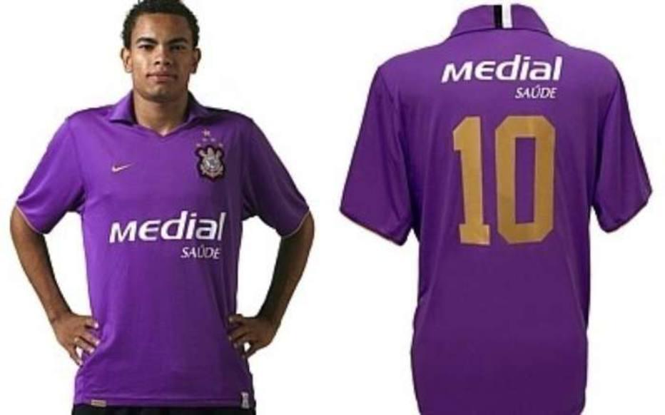 8ca7baa005 Corinthians camisa 3 - Esportes - Estadão