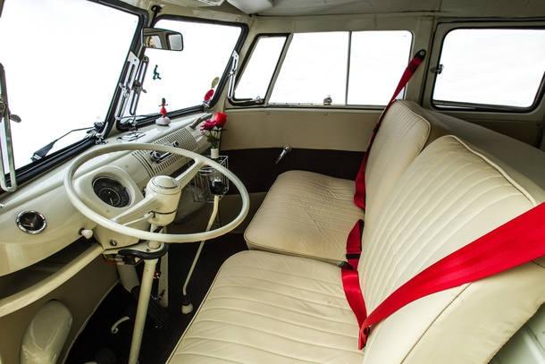 Carro do leitor: Zelda, a Kombi 1975
