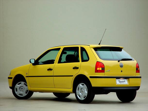 VW GOL SPORT - COPA DO JAPÃO E COREIA 2002