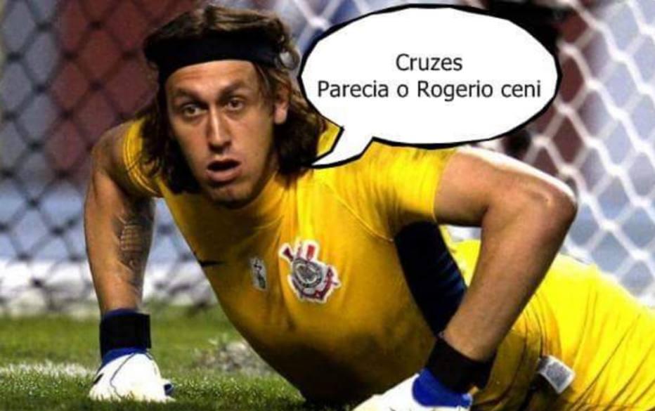 Foi o primeiro gol de falta da carreira do goleiro do Ceará 2cb343e61d0f3