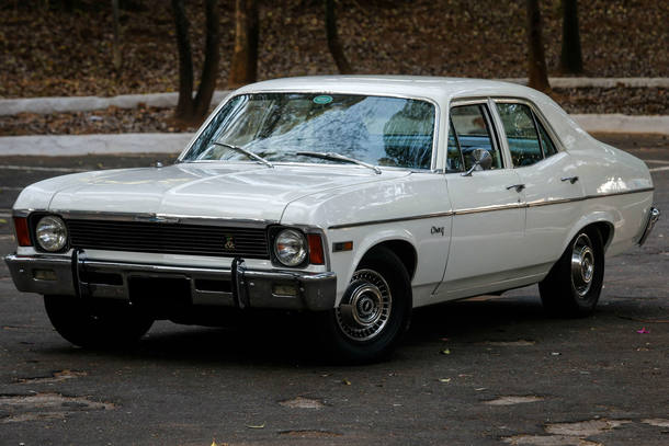 Carro do Leitor: Chevrolet Chevy 1969