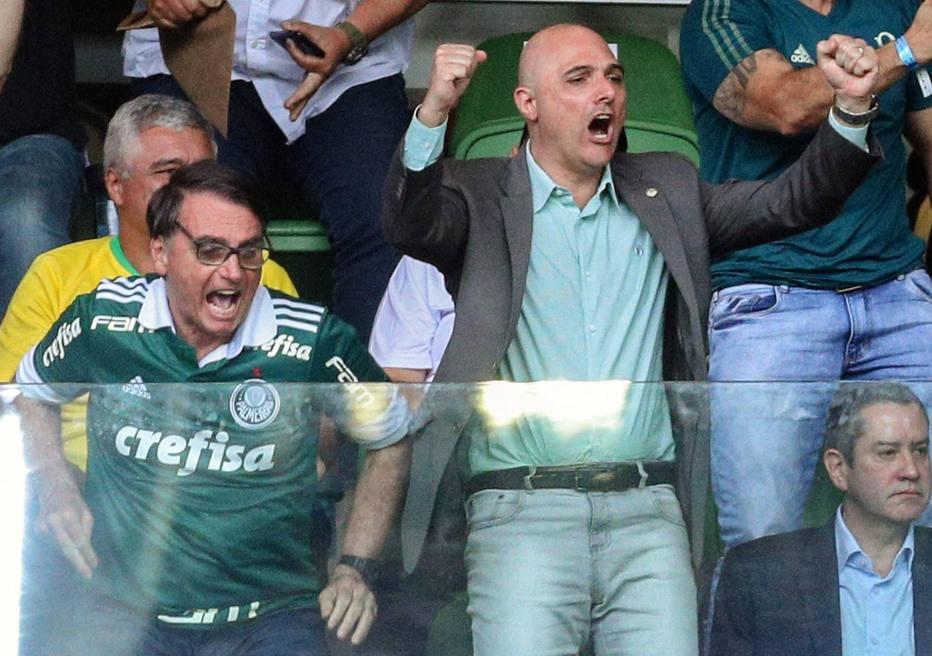 Palmeiras levanta a taça do Campeonato Brasileiro