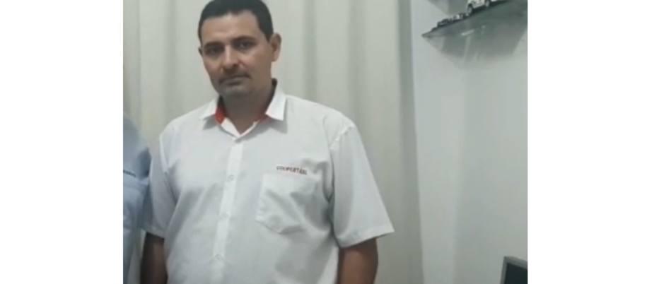 Taxista Rafael Carneiro de Araújo