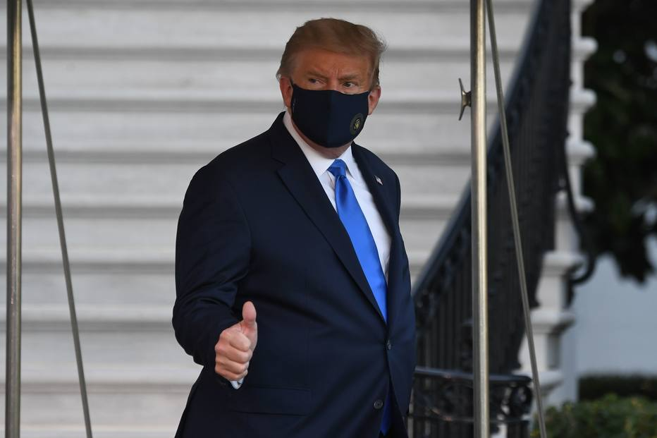 Donald Trump - covid-19