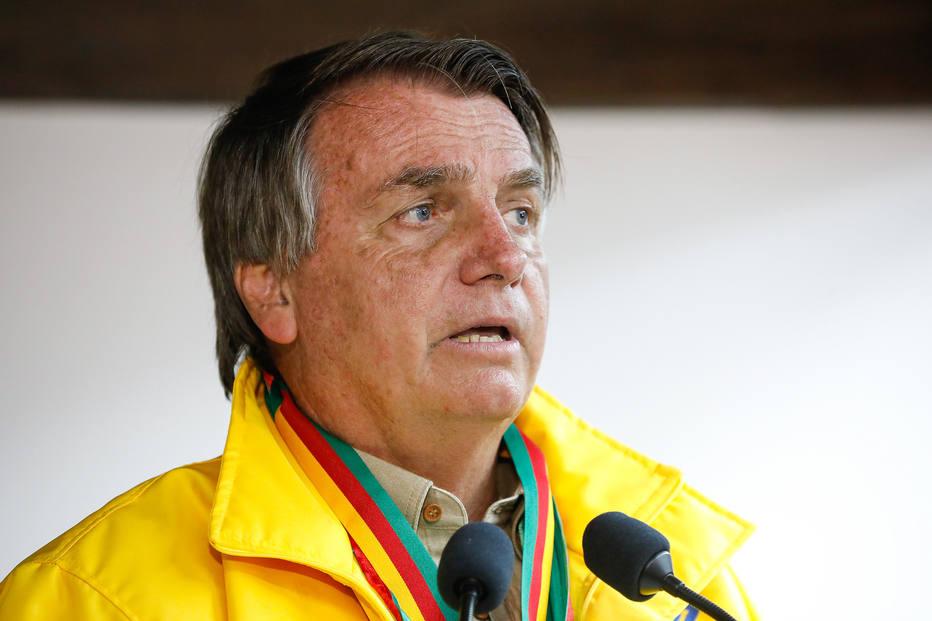 Bolsonaro no Rio Grande do Sul