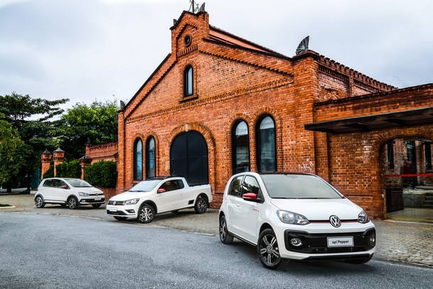 Volkswagen Linha Pepper 2018
