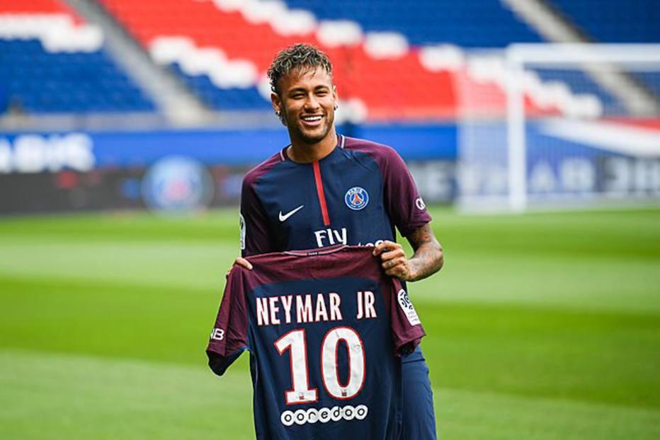 9468001909 Eufóricos com Neymar