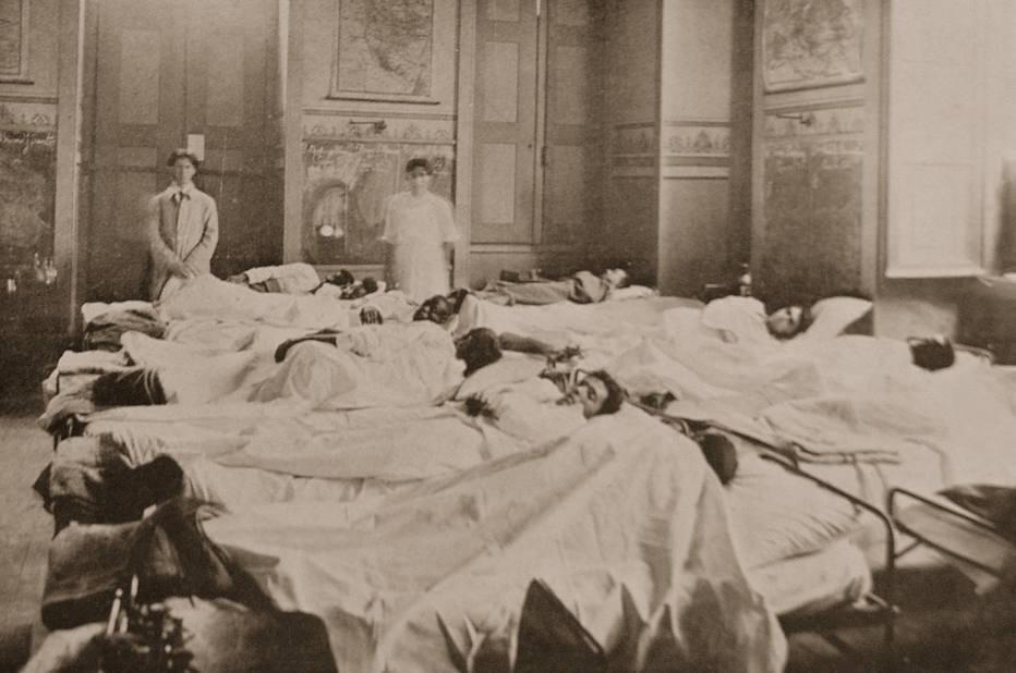 Como a gripe espanhola paralisou São Paulo em 1918 - Aliás - Estadão
