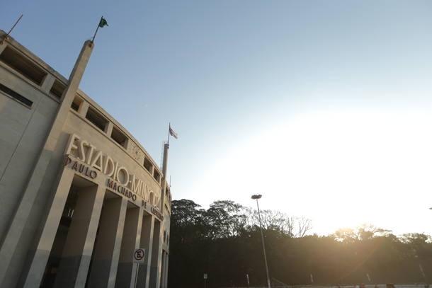 Com lance de R$ 110 milhões, Consórcio Patrimônio SP arrematou a concessão do Estádio do Pacaembu