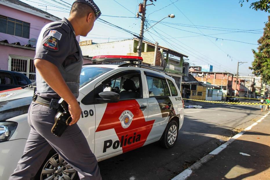 Governo de SP não bate metas em segurança e bônus a policiais despenca