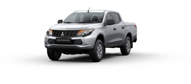 Mitsubishi Triton Sport 2019