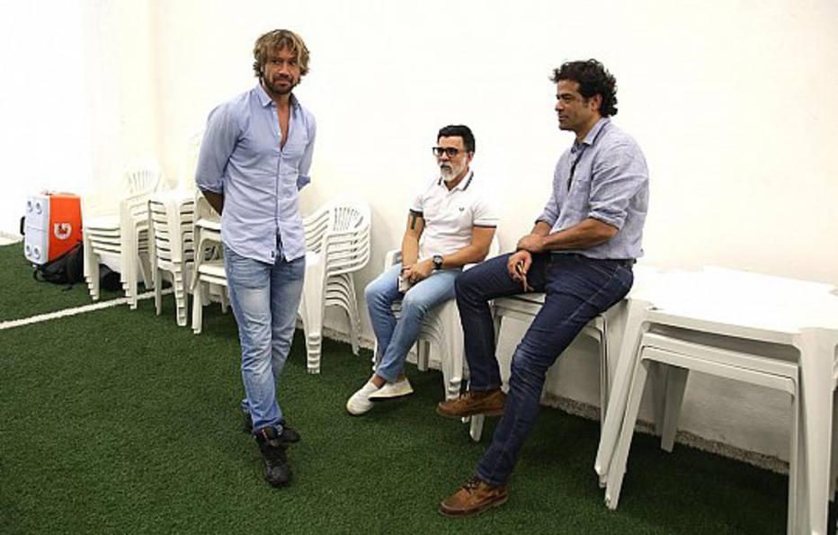 Lugano, Ricardo Rocha e Raí