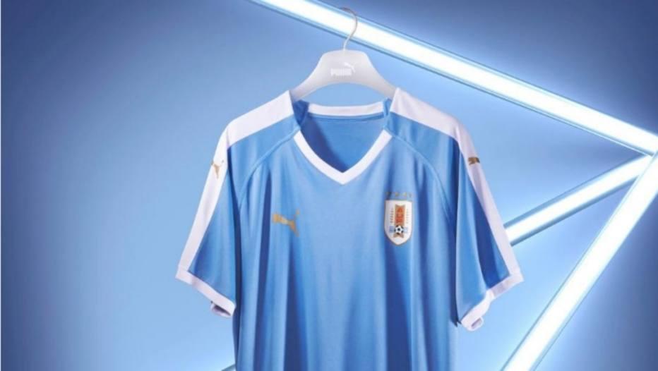 b291ce8c7c109 Uruguai lança uniforme oficial para disputa da Copa América 2019 ...