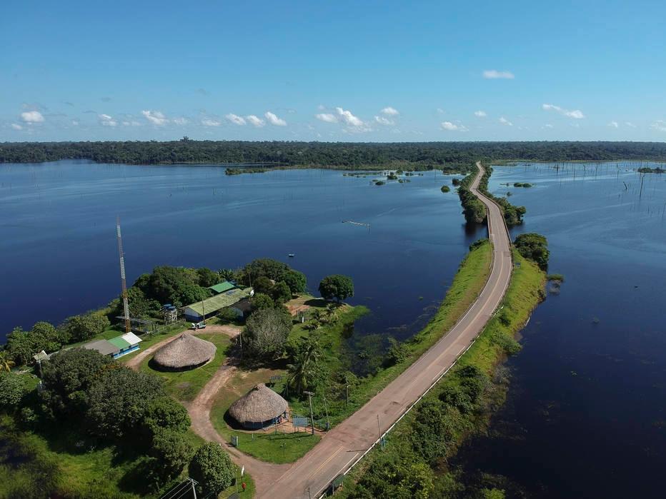 Governo estuda subsidiar linhão de energia de Manaus a Boa Vista