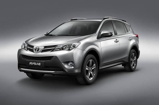 9º Toyota RAV4