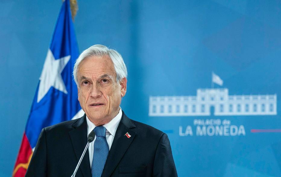 Sebastián Piñera - Chile