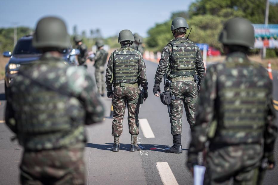 Decreto prorroga uso das Forças Armadas em Roraima até fim de outubro