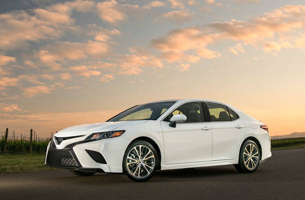 Os 10 carros mais vendidos nos Estados Unidos