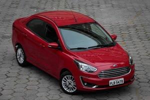 Comparativo: Renault Logan Iconic x VW Voyage x Ford Ka Sedan