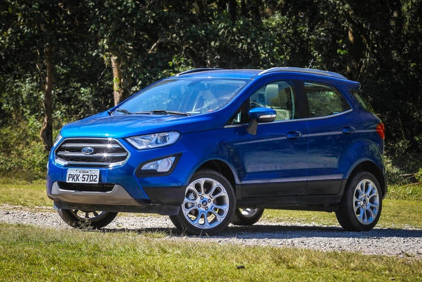 FORD ECOSPORT FREESTYLE AT 2018 - R$ 67 MIL