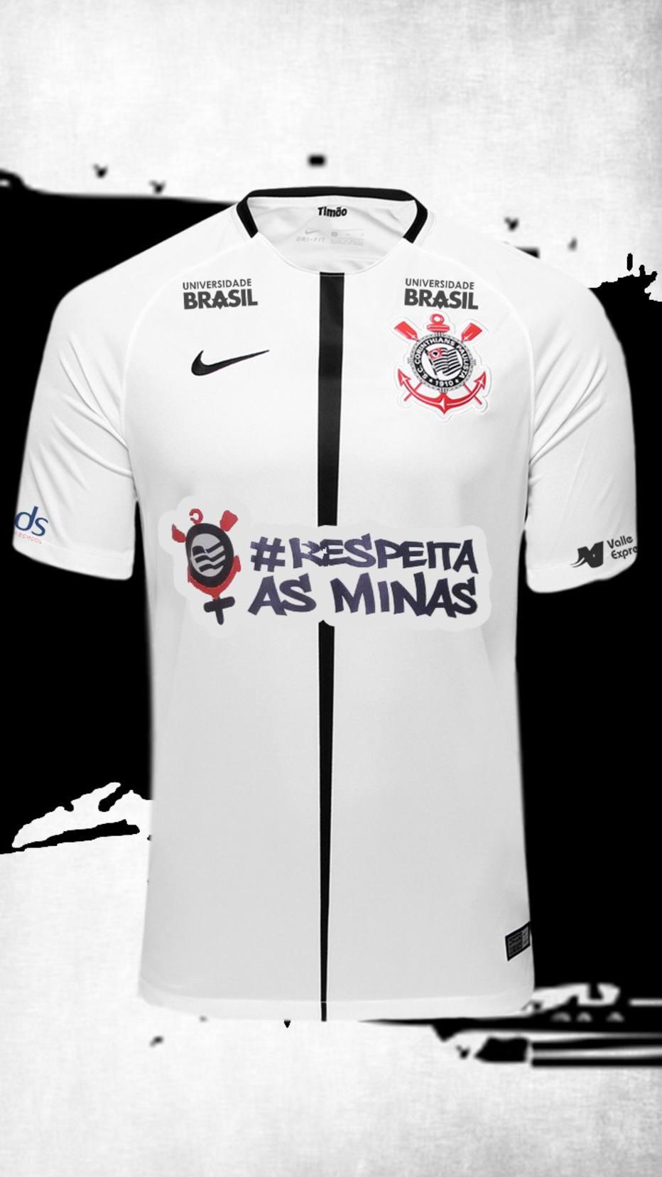 RespeitaAsMinas  Corinthians prepara ação para o Dia da Mulher ... e89525563ab34