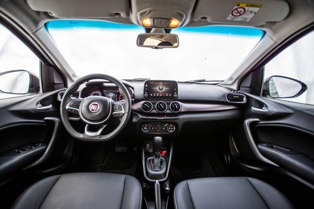 Volkswagen Virtus, Fiat Cronos e Honda City
