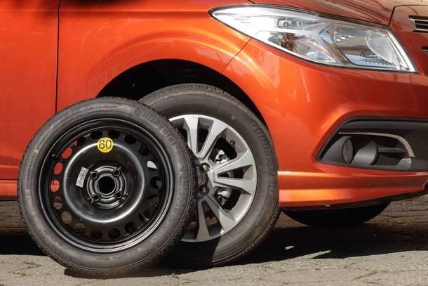 Custo da troca de pneu dos mais vendidos