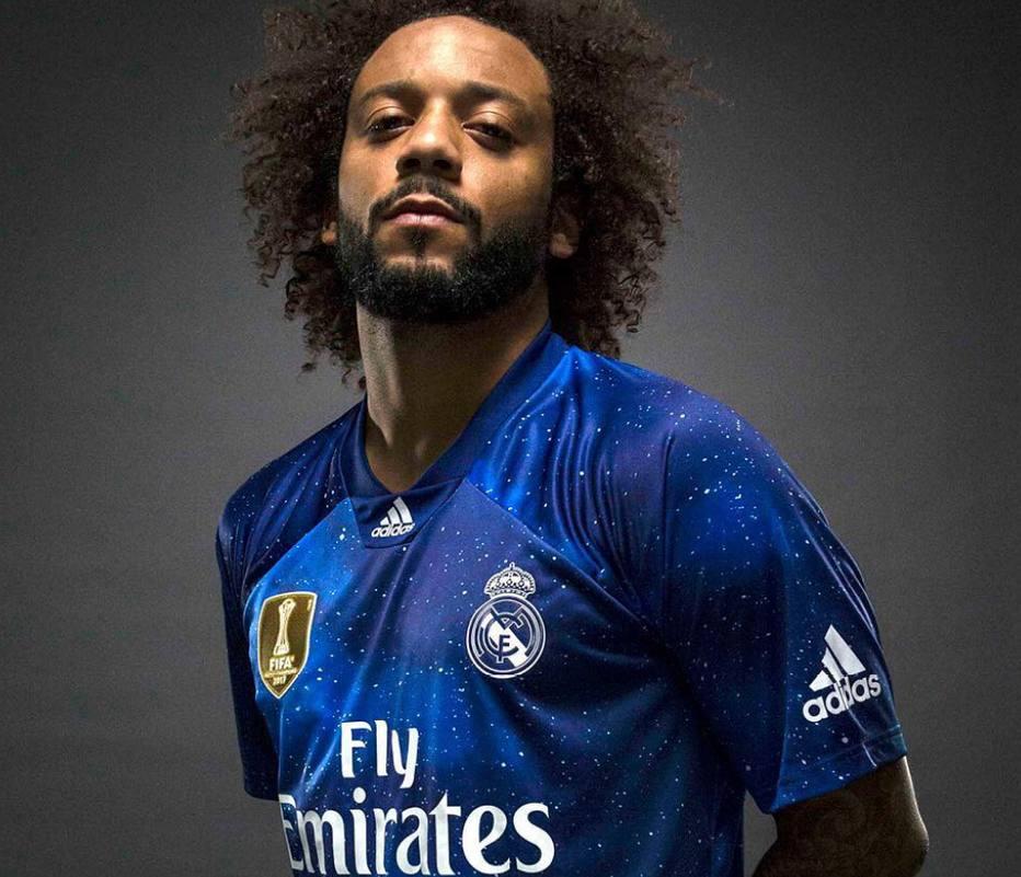 2a8fe2f5f6 Adidas e Fifa 19 lançam camisas inéditas do Real