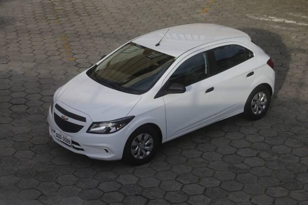 1º - Chevrolet Onix