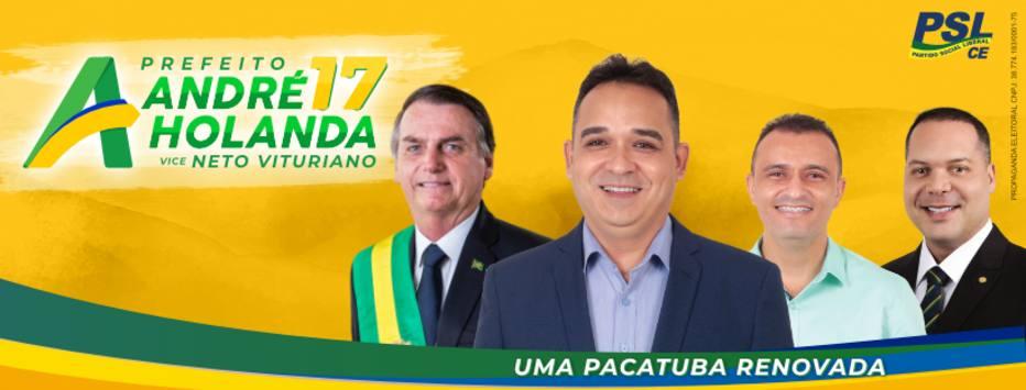 André Holanda Pacatuba Ceará