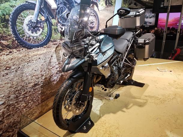 Salão de Motos de Milão 2017