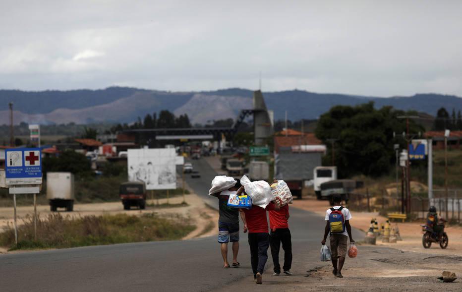 Governador de Roraima diz que fronteira com Venezuela já está fechada