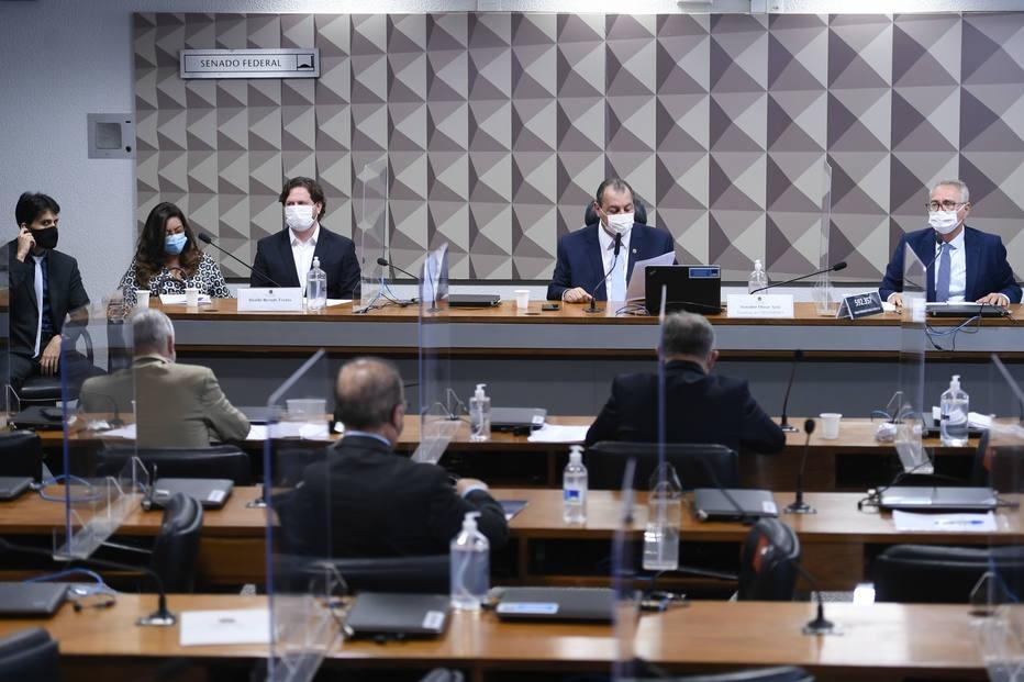 .Foto: Edilson Rodrigues/Agência Senado