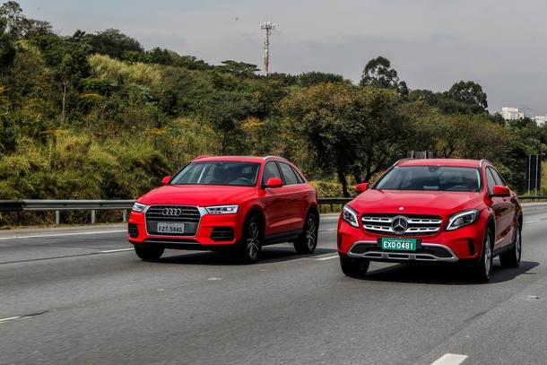 Os carros de luxo mais vendidos em 2017
