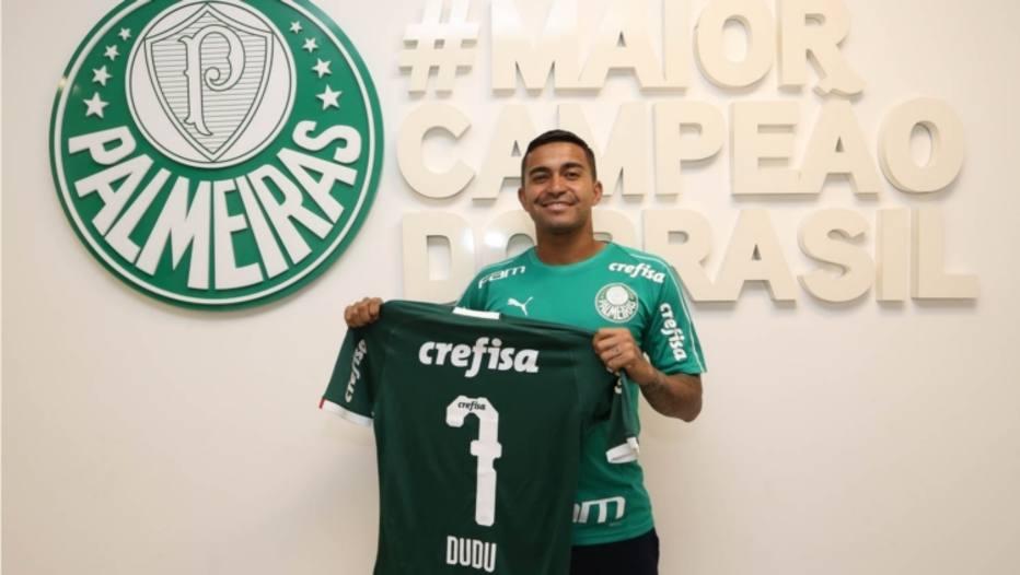 dae3ad7a0bc Palmeiras renova contrato de Dudu e torcida vai à loucura na web ...