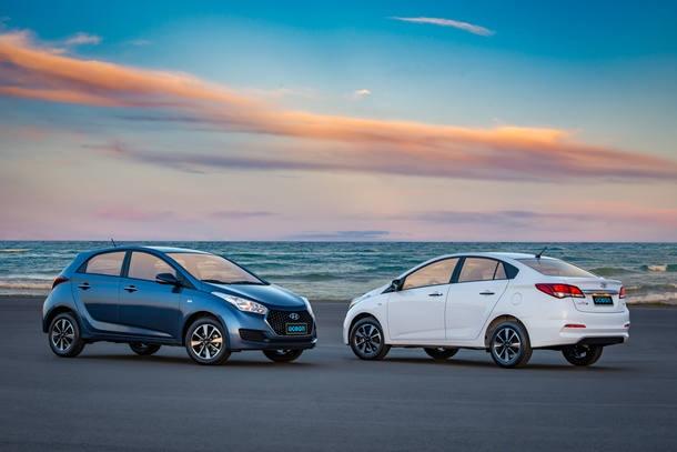 Hyundai dá câmbio automático de graça para o HB20 S - Jornal do ... e6fe3208e3