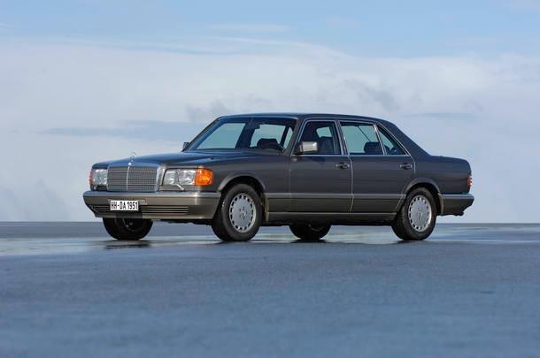 Mercedes-Benz Classe S (1ª geração)