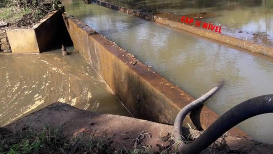 Falta de água faz cidade paulista decretar emergência