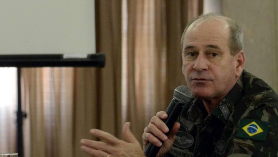 O general da reserva Fernando Azevedo e Silva
