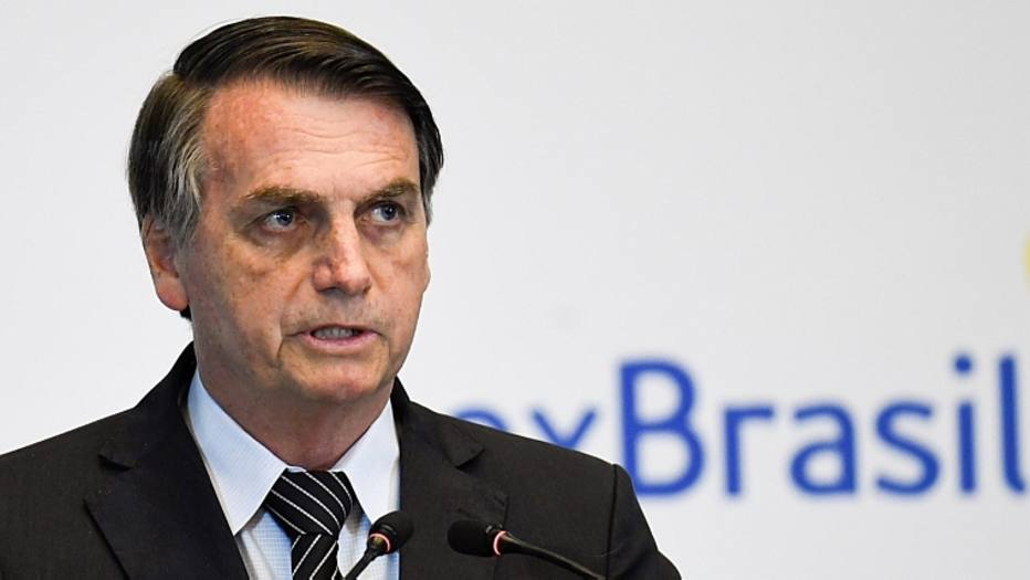 Jair Bolsonaro China