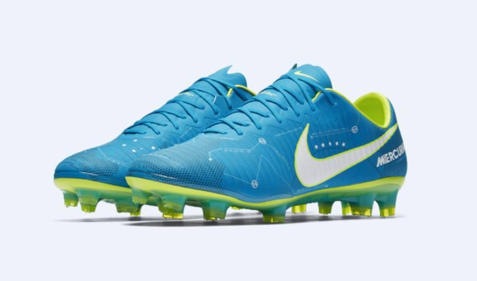 91289bc7cc Nike apresenta chuteira exclusiva que Neymar usará nesta temporada ...
