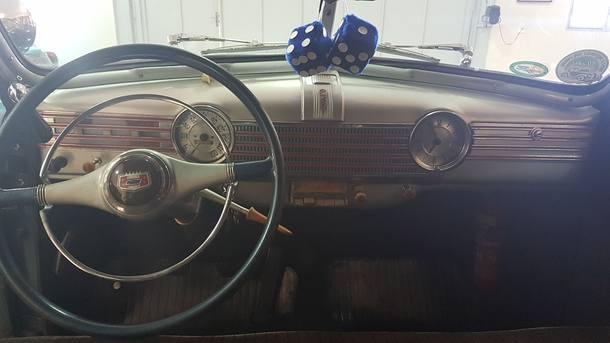Chevrolet Deluxe 1941